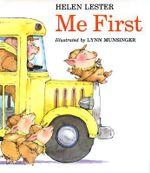 ME First : Sandpiper paperbacks - Helen Lester