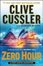 Zero Hour : NUMA Files (Hardcover) - Clive Cussler