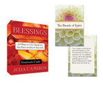 Blessings Gratitude Cards - Julia Cameron