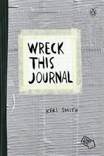 Wreck This Journal (Duct Tape) Expanded Ed. - Keri Smith