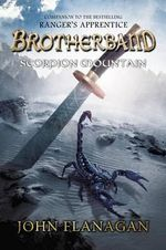Scorpion Mountain : Brotherband Chronicles - John A Flanagan