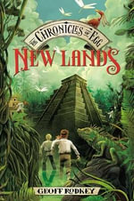 New Lands : The Chronicles of Egg : Book 1 - Geoff Rodkey