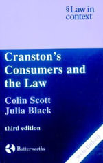 Cranston's Consumers and the Law : VCE Units 1 to 4 - Ross Cranston