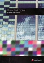 Unjust Enrichment - Kit Barker
