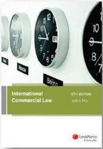 International Commercial Law : 5th Edition - John Shijian Mo