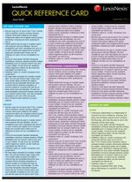 Corporations Law : Consequences of Directors' Remedies : LexisNexis Quick Reference Card - Margaret Hyland