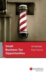 Small Business Tax Opportunities - Paul Kenny