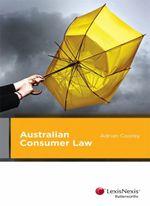 Australian Consumer Law - Adrian Coorey