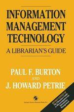 Info Management - Paul F. Burton
