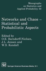 Networks and Chaos : Statistical and Probabilistic Aspects