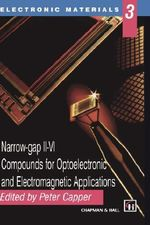 Narrow Gap II-VI Compounds for Optoelectronic and Electromagnetic Applications