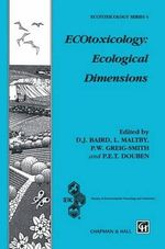 Ecotoxicology : Ecological Dimensions :  Ecological Dimensions