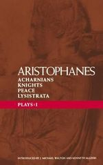 Aristophanes Plays :