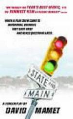 State and Main : Screen and Cinema - David Mamet