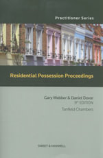 Residential Possession Proceedings : Causes & Responses - Gary Webber