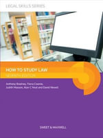 How to Study Law - Professor A Bradney