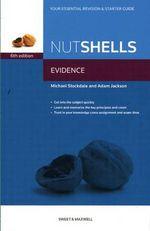 Nutshells Evidence : Nutshells S. - Michael Stockdale
