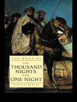 Arabian Nights : Book of the Thousand Nights and One Night, v.2