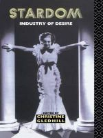 Stardom : Industry of Desire