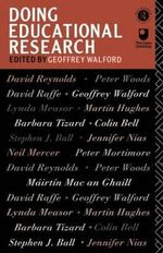 Doing Educational Research : New Perspectives