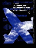 The Airport Business - Rigas Doganis