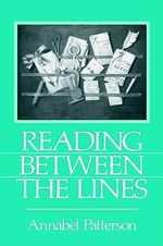 Reading Between the Lines : d-Elements, Alloys and Compounds - Annabel M. Patterson
