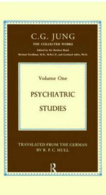 Psychiatric Studies : v.1 - C. G. Jung