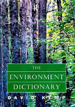 The Environment Dictionary - David D. Kemp