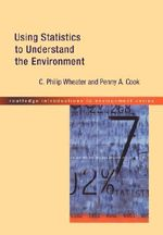 Using Statistics to Understand the Environment - Penny A. Cook