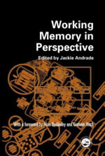 Working Memory in Perspective : Literary and Cultural Perspectives