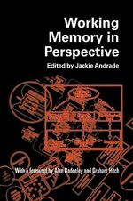 Working Memory in Perspective : New Applications