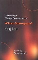 A Routledge Literary Sourcebook on William Shakespeare's