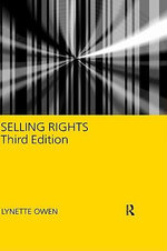 Selling Rights :  Paul Block - A Life of Friendship, Power and Poli... - Lynette Owen