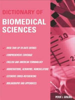 Dictionary of Biomedical Science - Peter J. Gosling