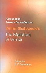 A Routledge Literary Sourcebook on William Shakespeare's the