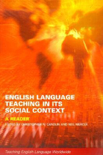 English Language Teaching in Its Social Context : A Reader - Neil Mercer