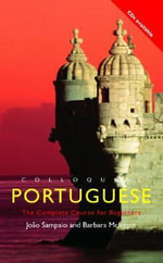 Colloquial Portuguese : The Complete Course for Beginners - Barbara McIntyre