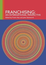 Franchising : An International Perspective