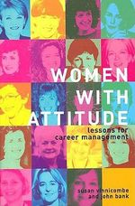 Women with Attitude : Lessons for Career Management - Susan Vinnicombe