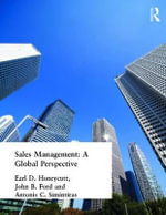 Sales Management : A Global Perspective - Earl Dwight Honeycutt