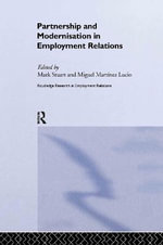 Partnership and Modernisation in Employment Relations