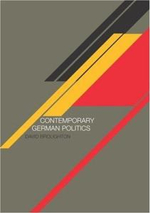 Contemporary German Politics - David Broughton