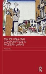 Marketing and Consumption in Japan - Kazuo Usui