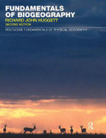 Fundamentals Biogeography 2ed - Richard John Huggett
