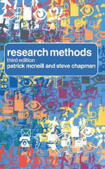 Research Methods : Textbook - Patrick McNeill