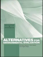 Alternatives for Environmental Valuation - Michael Getzner