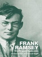 Frank Ramsey : Truth and Success - Jerome Dokic