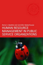Human Resource Management in Public Service Organizations