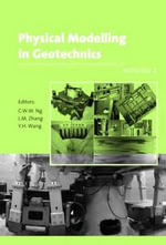 Physical Modelling in Geotechnics, Two Volume Set : Proceedings of the Sixth International Conference on Physical Modelling in Geotechnics, 6th Icpmg '06, Hong Kong, 4 - 6 - C.W.W. Ng