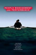 People Management and Performance - John Purcell